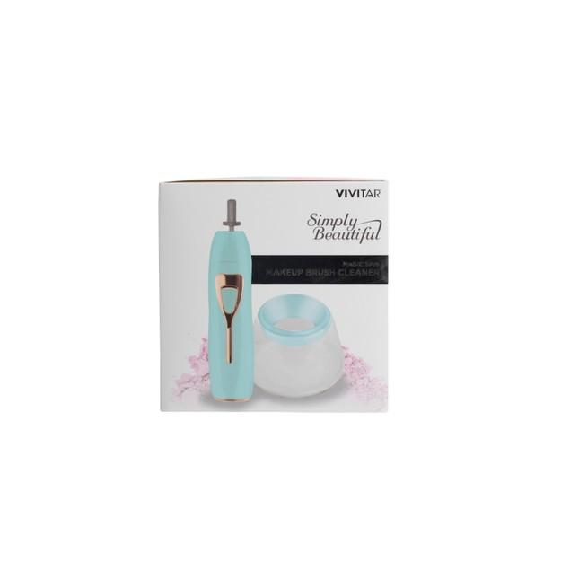 Vivitar Simply Beautiful Makeup Brush Cleaner