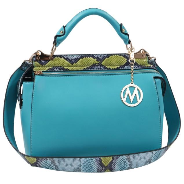 MKF Collection Valentina Tote Handbag by Mia K