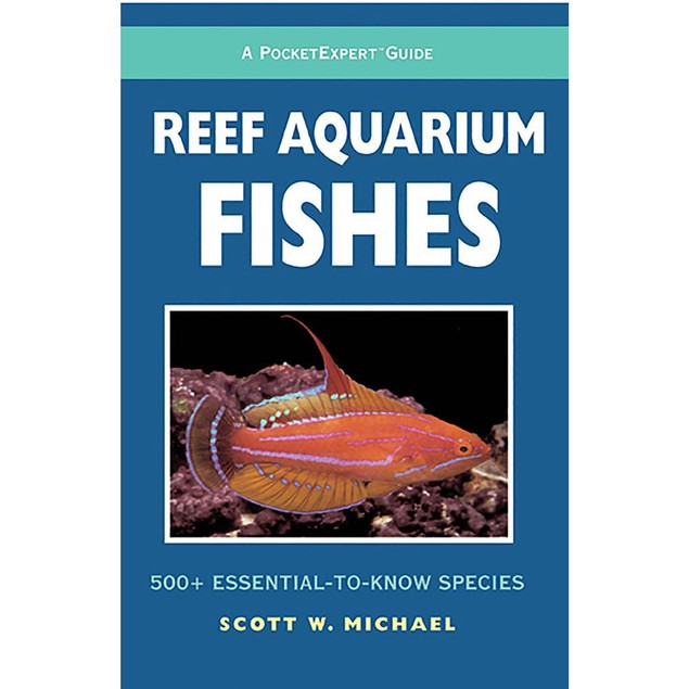 Reef Aquarium Fishes Book, Sea Life by TFH Publications