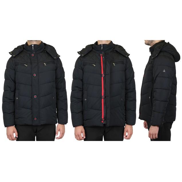Men's Heavyweight Puffer Jacket