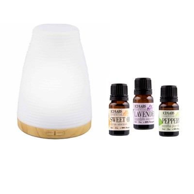 Simply Relaxing Essential Oil Diffuser/Humidifier Starter Kit