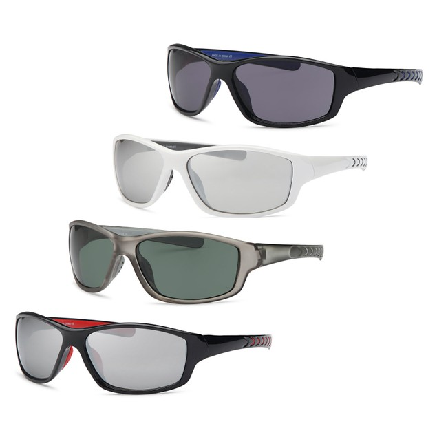 4-Pack AFONiE- Bring It On Men Sunglasses