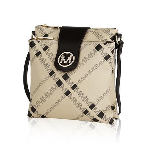 MKF Collection Priyanka M Signature Crossbody Bag by Mia K.