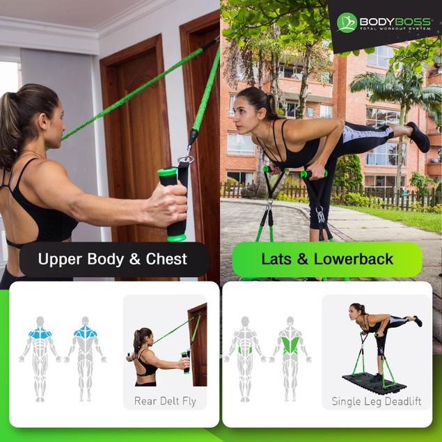 BodyBoss Portable Gym 2.0