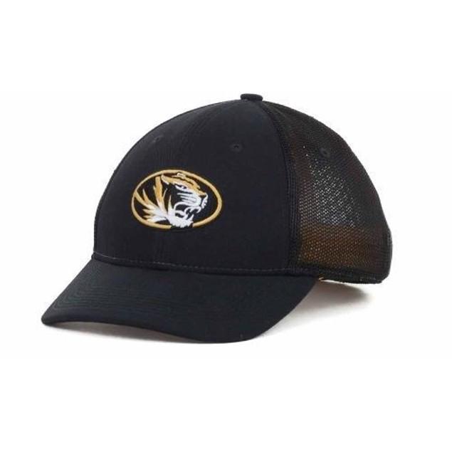 Missouri Tigers NCAA Nike Legacy 91 Swoosh Flex Fitted Hat
