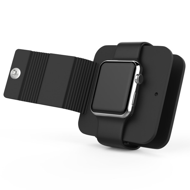 Waloo Soft Charging Wallet for Apple Watch Series 1 and 2