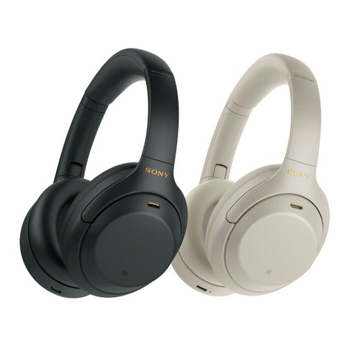 SONY WH-1000XM4 Wireless Noise Canceling Headset- Flagship Model Top of the Line
