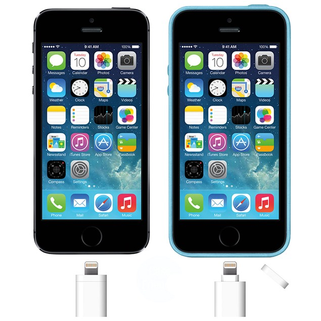 Metal Stand Up USB Cable for iPhone 6