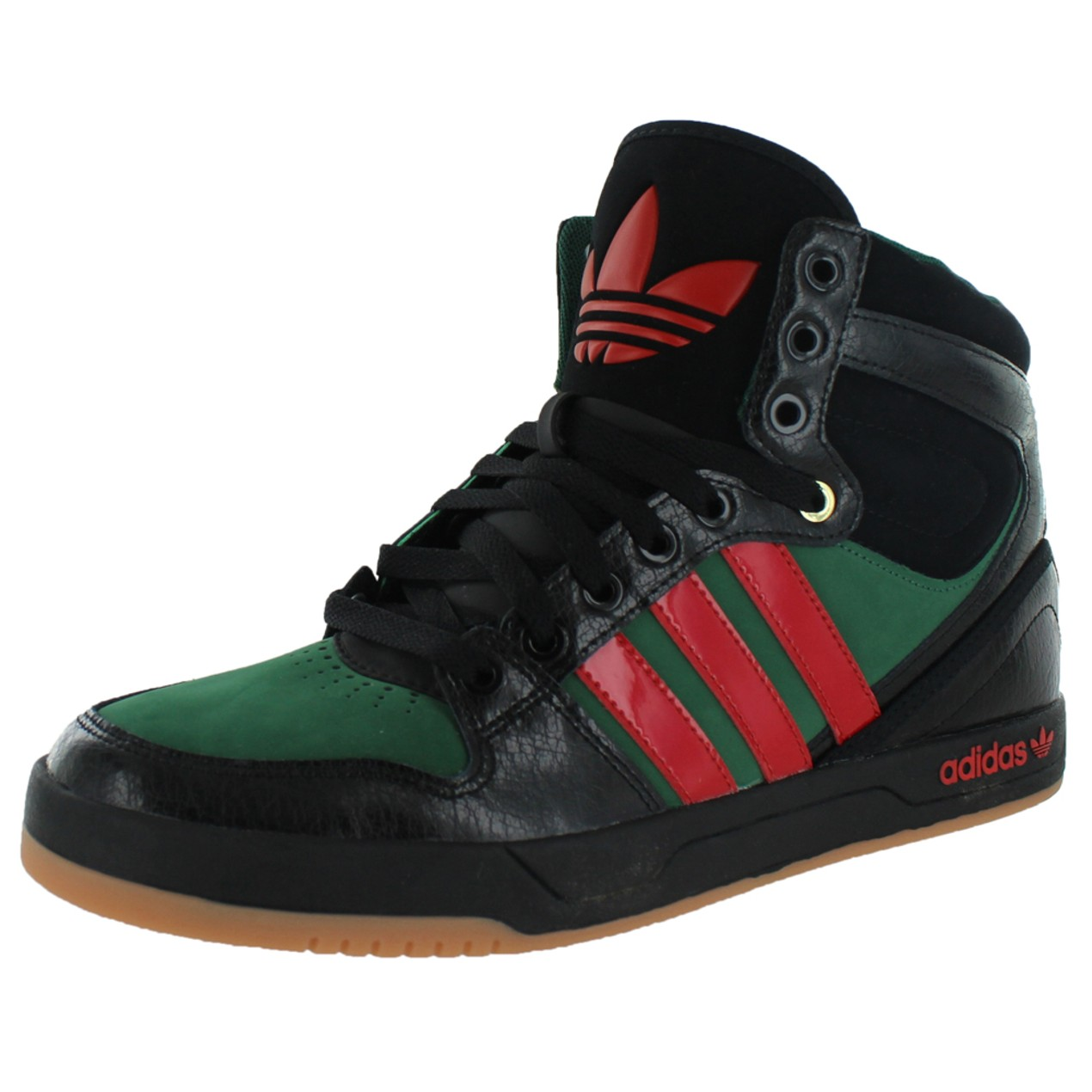 best service 2f16d 79903 ... Adidas Adi Originals Mens Court Attitude Sneakers ...