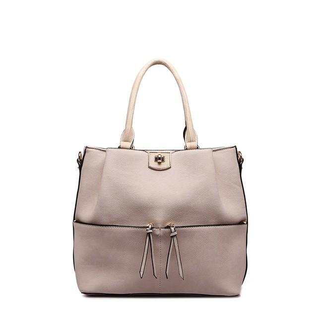 MKF Collection Paris Shoulder Tote Bag by Mia K