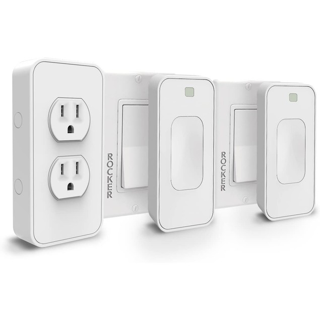 Switchmate Home Automation Kit with Motion Detection + Smart Outlet