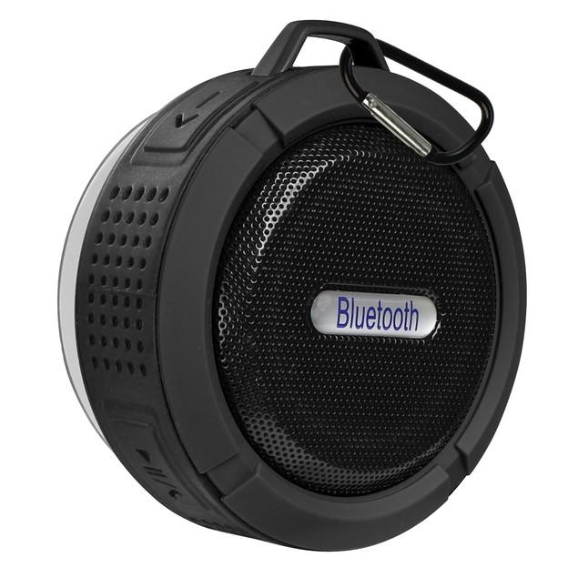 Rugged Water-Resistant Shower Speaker