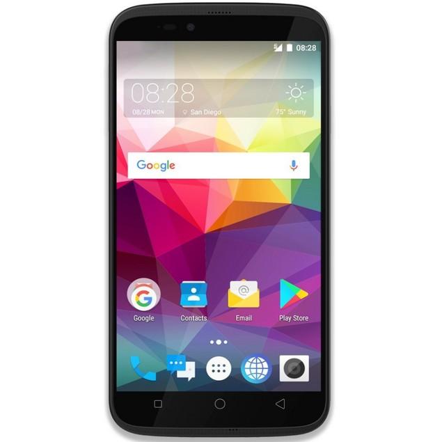 "Coolpad 5.5"" Splatter Unlocked 16GB Mobile Phone - GSM"