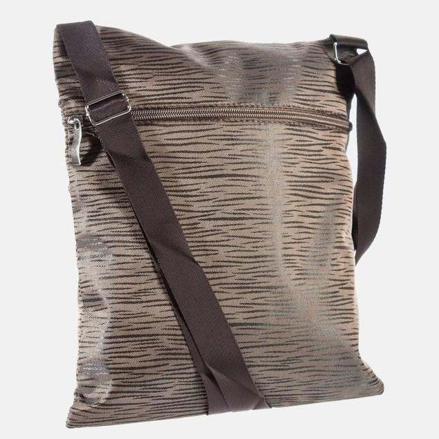 Suvelle Wood Grain Everyday Cross Body Bag