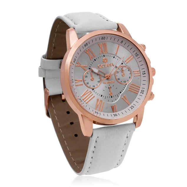 Octavia Toscana Watch - White