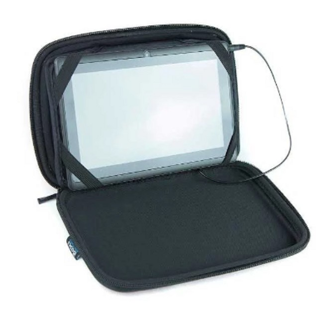 Tablet Speaker Case with Rechargeable Battery