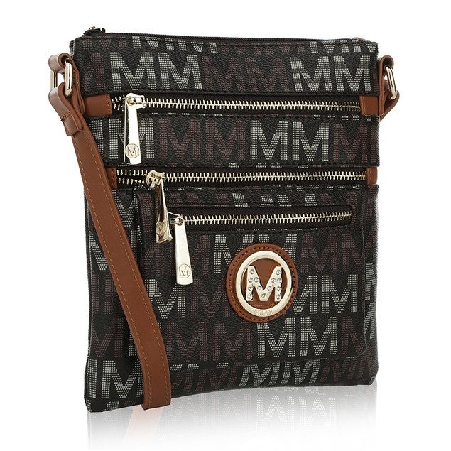 MKF Collection Beatrice M Signature Cross-body by Mia K Farrow