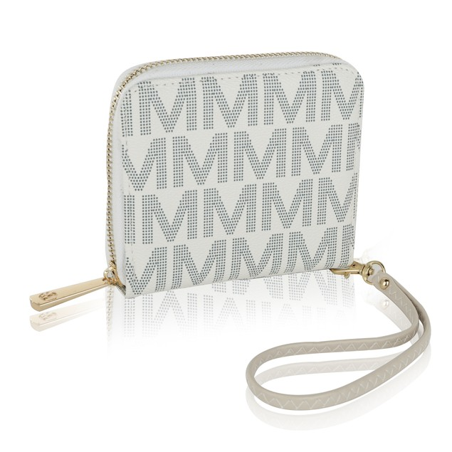 MKF Collection Bismarlyn Milan M Signature Wristlet/ Wallet by Mia K
