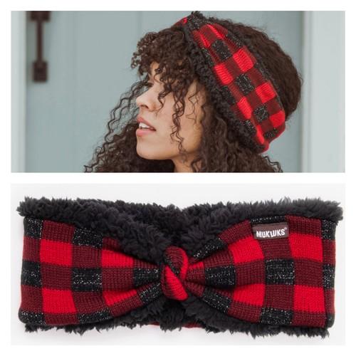 MUK LUKS ® Women's Reversible Headband