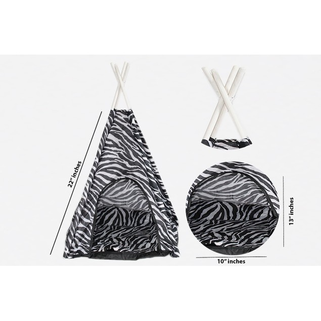 Tail Furnish Teepee Tents