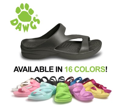 DAWGS Women's Arch Support Hounds Z Sandals Was: $35 Now: $24.99.
