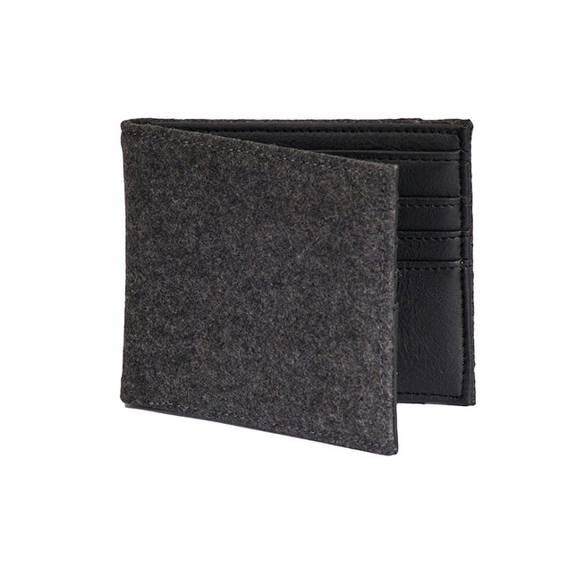 The Treasurey RFID Blocking Wool Wallet