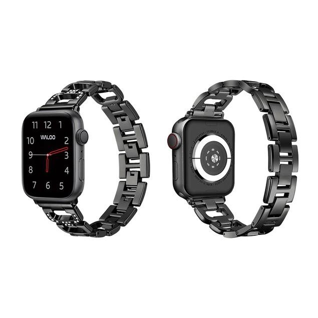 Waloo Diamond Rhinestone Apple Watch Band for All Series