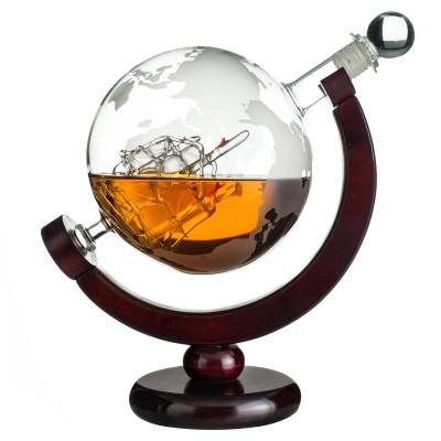 Eravino World Globe Decanter