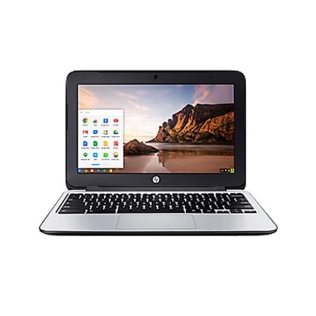 "HP 11.6"" Chromebook 11 G3 (Intel 2.16 GHz, 2GB Memory, 16GB SSD) - Grade A"