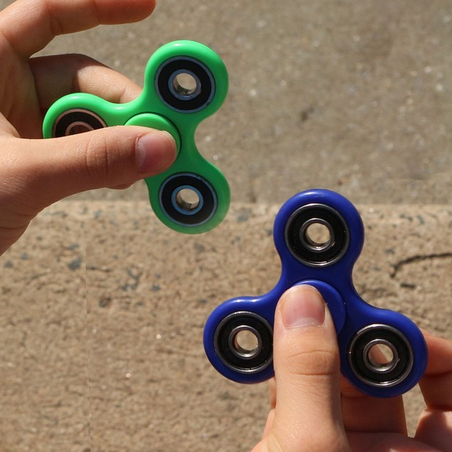 4-Pack Mystery Deal of Fidget Spinners