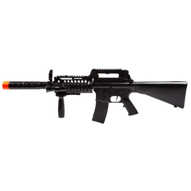M4-88 FPS-130 Spring Airsoft Assault Rifle