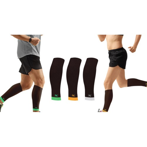Elite Lightweight Calf Compression Sleeves (1-Pair)