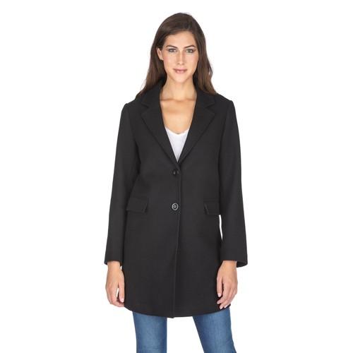 Haute Edition Women's Wool Blend Single Breasted Coats
