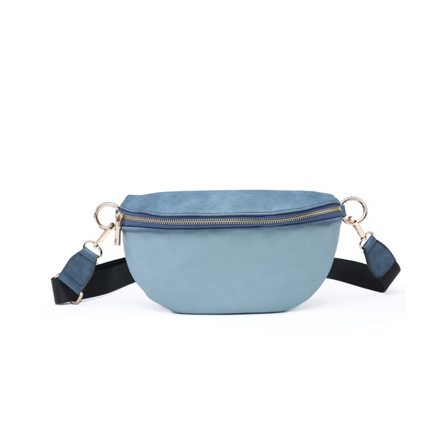 MKF Collection Luanna Belt and Shoulder Bag by Mia K.