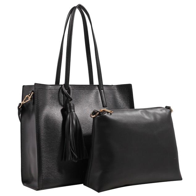 MKF Collection Belen Satchel Handbag by Mia K. Farrow