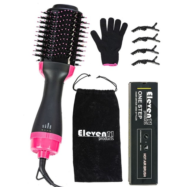Eleven11 Products – One Step Hair Dryer & Volumizer