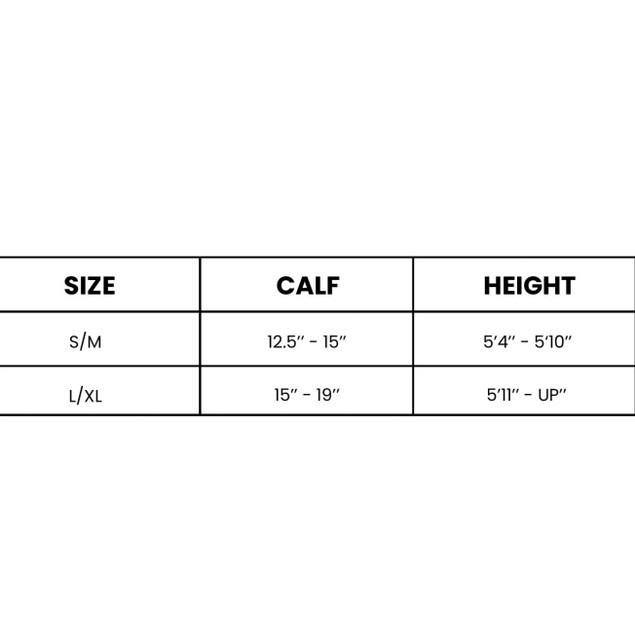 Elite Lightweight Calf Compression Sleeves (1-Pair)