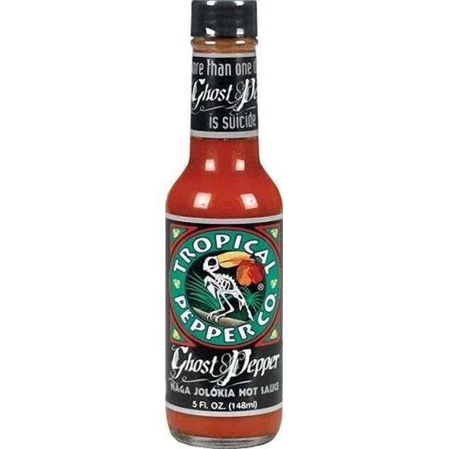 Tropical Pepper Co. Ghost Pepper Hot Sauce