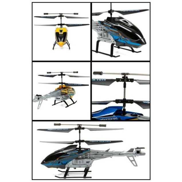 2ch Rex UNBREAKABLE Indoor IR Helicopter