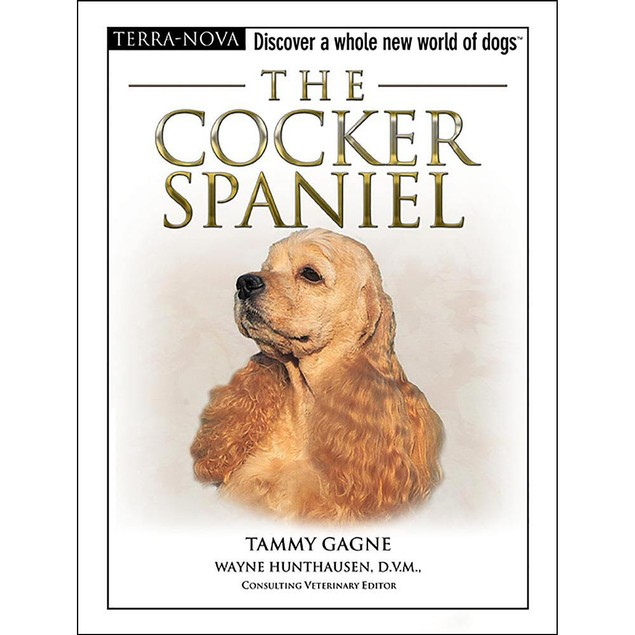 The Cocker Spaniel Book, Cocker Spaniel by TFH Publications