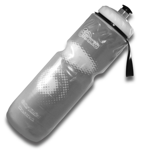 iCover Double-Wall Insulated Sports Water Bottle