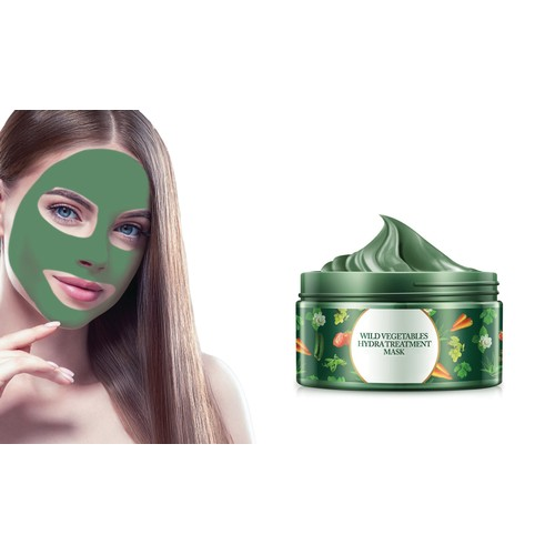 Wild Vegetable Hydrating Mask