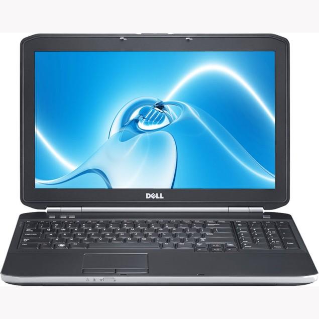 """Dell 15.6"""" Latitude E6520 (Core i5, 4GB RAM, 250GB HDD, Win10) - Grade A"""