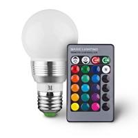 Massimo RGB LED Round Bulbs