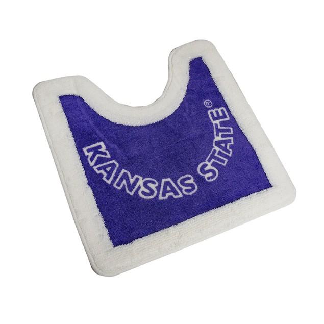 Kansas State Wildcats Plush 3 Piece Bath Set Bath Linen Sets