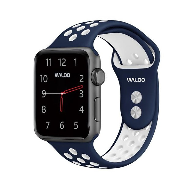 Waloo Breathable Sport Band for Apple Watch Series 1, 2, 3, 4, 5