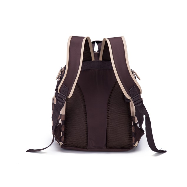 Amazing Mom Colorland Dorian Baby Diaper Backpack by Mia K.