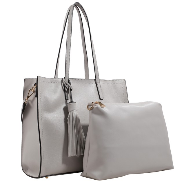 MKF Collection Belen Satchel Handbag by Mia K.