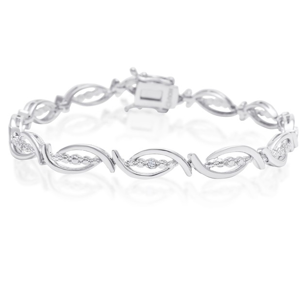 Diamond Accent Flair Bracelet