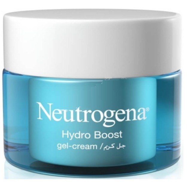 Neutrogena Hydro Boost Gel-Cream w/ Hyaluronic Hydrating Facial Moisturizer